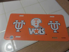 CAR TAGS (COLLEGES & FOOTBALL) VARIETY