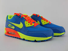 NIKE AIR MAX 90 (BG)  Womens Youth Running Shoes Brand New with Box 307793 410