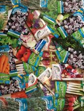 Sutton Seeds Mixed Joblot of 50 Packets *CHOOSE YOUR SEED TYPES*