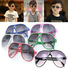 Fashion Cute Lovely Children Girl Boy Baby Kid AC Lens PC Frame UV400 Sunglasses