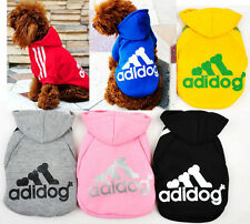 Pet Puppy Dog Cat Autumn Coat Clothes Hoodie Sweater Costumes Size S M L XL 9XL
