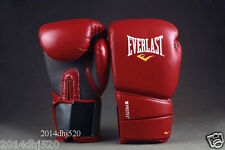 1 Pair New Everlast Men And Women Boxing Sanda Knuckles Fight Fighting Gloves