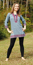 Womens Cotton Kurti/Tunic Top