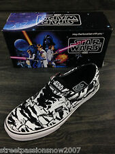 Vans scarpe Era Star Wars Dark side limited edition