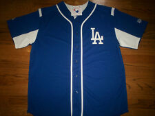 LOS ANGELES DODGERS NEW MLB MAJESTIC DOUBLE PLAY JERSEY