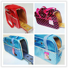 New Dog Cat Pet Puppy Travel House Kennel Tote Crate Carrier Bag handbag