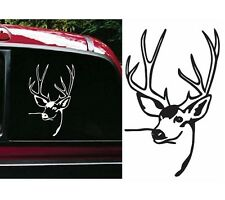 DEER BUCK decal sticker gun bow hunting BARNETT DUCK DYNASTY hoyte large doe