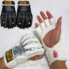 Men Qualited Grappling MMA Gloves UFC Boxing Sanda Fight Ultimate Sparring Punch