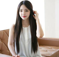 70cm Long Straight Wigs Heat Resistant Straight Cosplay Anime Womens/Girls Wig