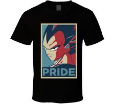 Vegeta pride t-shirt Dragon Ball Z tee
