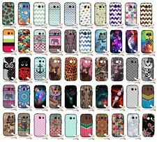 For Samsung Galaxy Ace Style S765C TPU Silicone Rubber Gel Soft Cover Phone Case