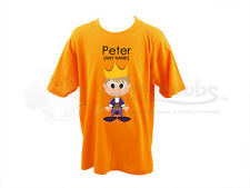 Personalised Childrens/Kids T-Shirt- Prince Design