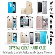 iPhone crystal clear ultra thin hard snap on case wholesale job lot