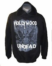 NEW HOLLYWOOD UNDEAD HOODIE SHIRT New Metal Rock Screen RARE SALE
