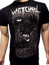 WHITECHAPEL  MENS BAND T-SHIRT NEW FREE SHIPPING SIZE SM MED LG XL 2X