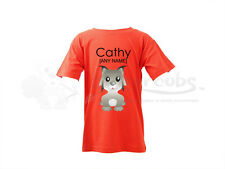 Personalised Buttercubs Baby Toddler T-Shirt- Cat Design