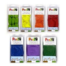 Pawz Disposable Reusable Grass Allergies All Weather Rubber Boots in Packs of 12