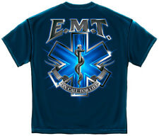 New EMERGENCY MEDICAL TECHNICIAN -  ON CALL FOR LIFE EMT  T SHIRT