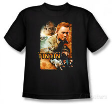 Youth: The Adventures of TinTin - Adventure Poster T-Shirt