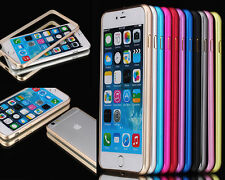 Hot Sale Ultra Thin Metal Aluminium Alloy Bumper Frame Case Cover for iphone 6