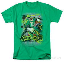 Green Lantern - Space Sector 2814 T-Shirt