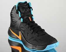 Nike Zoom Hyperfuse 2014 men basketball sneakers NEW black dusty cactus