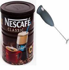 Greek Nescafe Classic Frappe Instant Coffee + FREE GIFTS