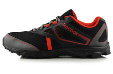 Reebok Running Shoes Trail Voyager RS Black Red Grey Mens New In Box M41295
