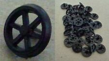 MEHANO H0 Scale SPARE PARTS - short breaking wheels