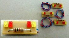 MEHANO H0 Scale SPARE PARTS - PCB with 4 LEDs