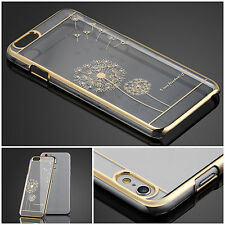 Luxury Shining Crystal Diamond Electroplate Case cover For iPhone6/6plus/5/5s