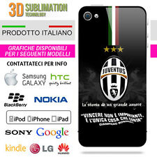 COVER JUVENTUS JUVE 6 PER IPHONE IPOD GALAXY Z10 HTC LUMIA XPERIA NOTE LG HUAWEI