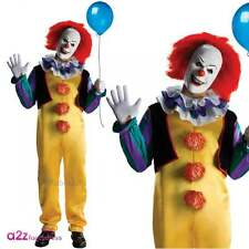 """Pennywise Clown Deluxe (IT - The Movie) Adulte Hommes Costume CARNAVAL 32-46"""""""