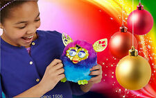 FURBY BOOM Crystal Series Boy Girl Children Rainbow Pink Blue Interactive Toy