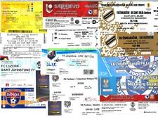 N E W ! SEASON 2014/15 _ UEFA EURO CUPS _ VARIOUS TICKETS ! (select from list)