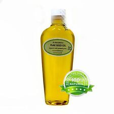 BEST PREMIUM FLAX SEED OIL PURE ORGANIC COLD PRESSED READY TO USE GREAT FRESH