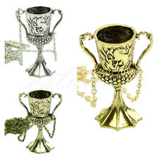 Film Helga Hufflepuff's Cup Dangle Horcrux Inspired Necklace For Harry Potter