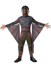 Child Hiccup Fancy Dress Costume How To Train Your Dragon 2 Halloween Kids Boys