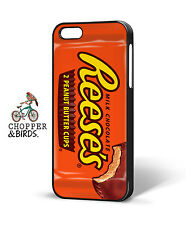 Cool Novelty Reese's Peanut Butter Phone Case Apple iPhone 4/4s, 5/5s,5C,6/6Plus