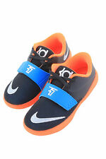 KD VII BLACK/PHOTO BLUE/HYPER CRIMSON 669943-002 KIDS PRE-SCHOOL NIKE