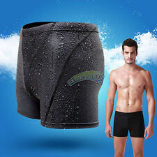 Mens Sexy Swimming Trunks Swim Sport Shorts Hot Slim Pants Beach Swimwear Boxers