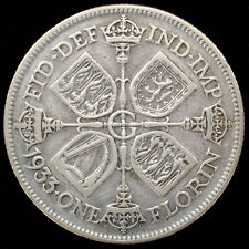 GB 0.500 Silver Florin (Choose the Year) Fine or better