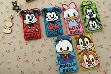 3D cartoon Soft Silicone Case scrawl disney Cell Phone cases for Sony Xperia Z3