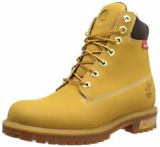 NEW MENS TIMBERLAND 6 INCH WP PREMIUM WHEAT BOOTS [6405R]  HELCOR SCUFF PROOF