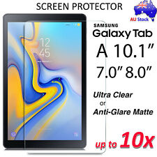 Ultra Clear Matte Screen Protector Film for Samsung Galaxy Tab S 10.5 8.4 Tab A