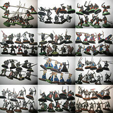 multi-list Painted LOTR plastic various small armies army the hobbit warhammer