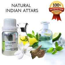 100% Pure & Natural Indian Attar's - 500 ML 1000 ML Perfume Oil Undiluted itr