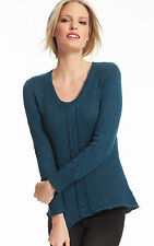 New Cabi 2013 Stitch Cable pullover Sweater Retail $98-Size XS,S,M-Super Soft!!