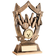 Ten Pin Bowling Award  - Free Engraving Ten Pin Bowling Trophy,