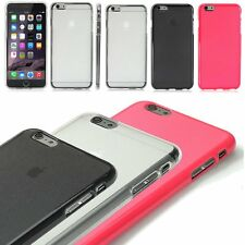 """NEW RUBBER SOFT SILICONE GEL TPU CASE COVER FOR IPHONE 6 4.7"""" / 6 PLUS 5.5"""""""